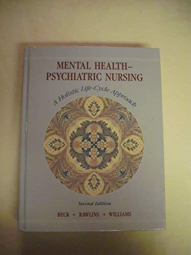 9780801605581: Mental Health Psychiatric Nursing