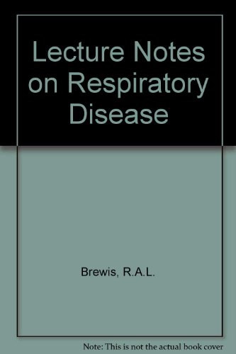 9780801608469: Lecture Notes on Respiratory Disease