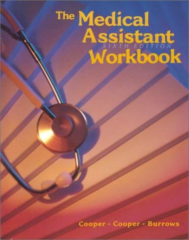 9780801610110: Workbook to Accompany The Medical Assistant