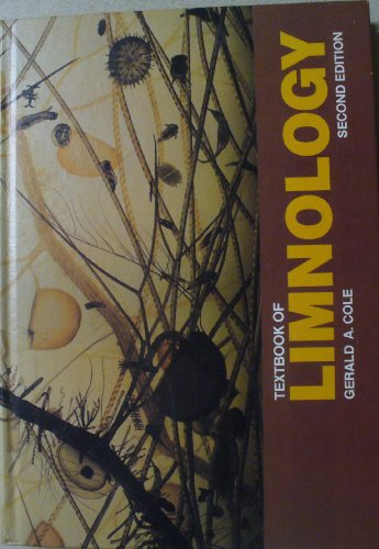 9780801610165: Textbook of Limnology