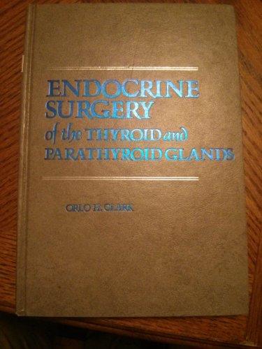 9780801610547: Endocrine Surgery