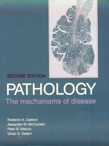 9780801612466: Pathology: The Mechanisms of Disease, 2e