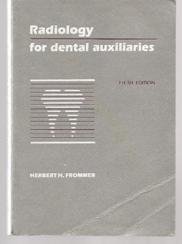 9780801617010: Radiology for Dental Auxiliaries