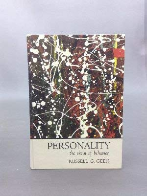 9780801617942: Personality: The Skein of Behaviour