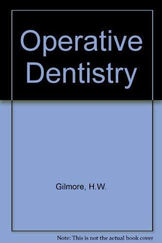 9780801618215: Operative Dentistry