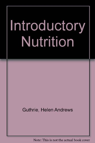 9780801620010: Introductory Nutrition