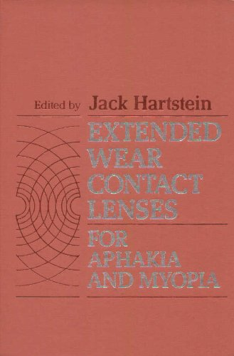 9780801621093: Extended Wear Contact Lenses for Aphakia and Myopia