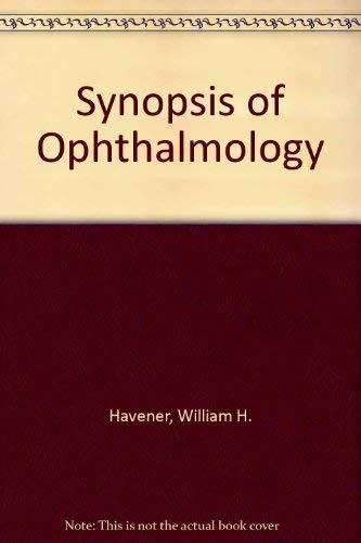 9780801621215: Synopsis of Ophthalmology