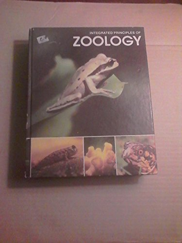 9780801621727: Integrated Principles of Zoology