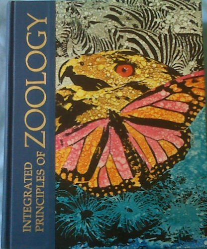 9780801621840: Integrated Principles of Zoology