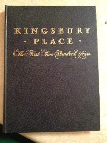 9780801623226: Kingsbury Place: The First Two Hundred Years