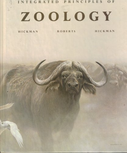 9780801624506: Integrated Principles of Zoology