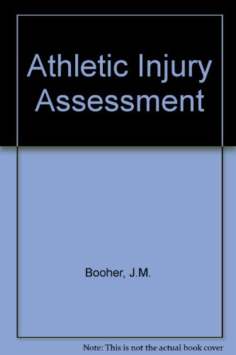 Athletic Injury Assessment: 2nd Ed: Thibodeau, Booher