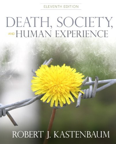 9780801626401: Death, Society and Human Experience