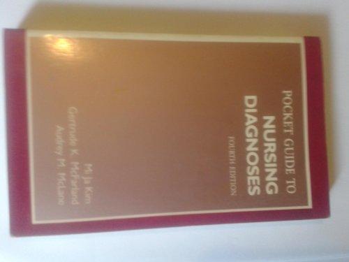 Practice Guide to Nursing Diagnosis: M. Kim
