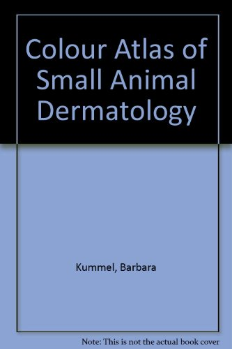 9780801629105: Colour Atlas of Small Animal Dermatology