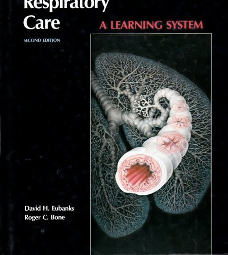 9780801629327: Comprehensive Respiratory Care: A Learning System