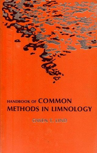 Handbook of common methods in limnology: Owen T Lind