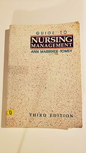 9780801631214: Guide to Nursing Management