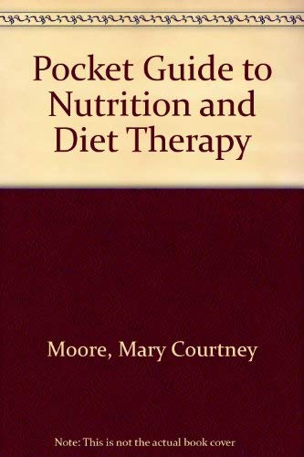 9780801634833: Pocket Guide to Nutrition and Diet Therapy