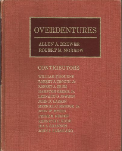 9780801635151: Overdentures