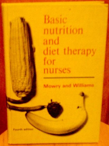 9780801635533: Basic nutrition and diet therapy for nurses