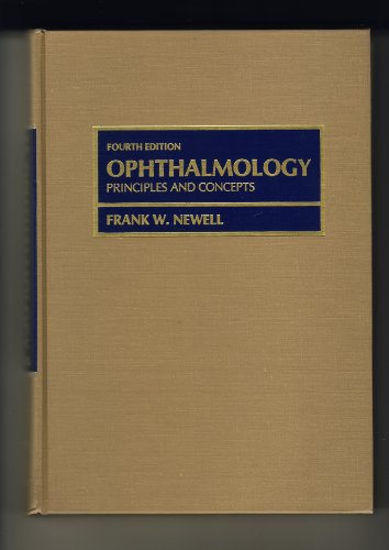 9780801636400: Ophthalmology: Principles and Concepts