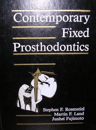 9780801641725: Contemporary Fixed Prosthodontics