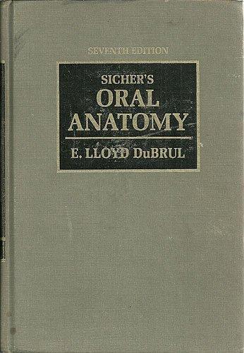 9780801646058: Oral Anatomy
