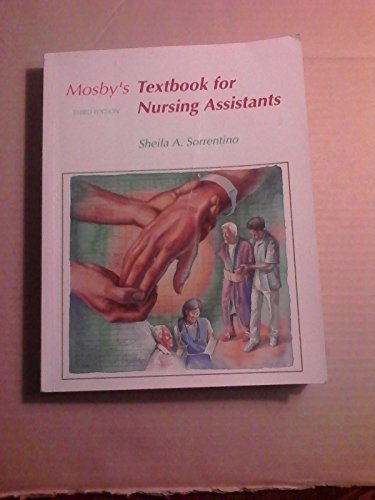 9780801647284: Mosby's Textbook for Nursing Assistants