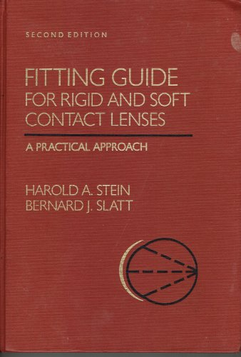 9780801647840: Fitting Guide for Rigid and Soft Contact Lenses: A Practical Approach