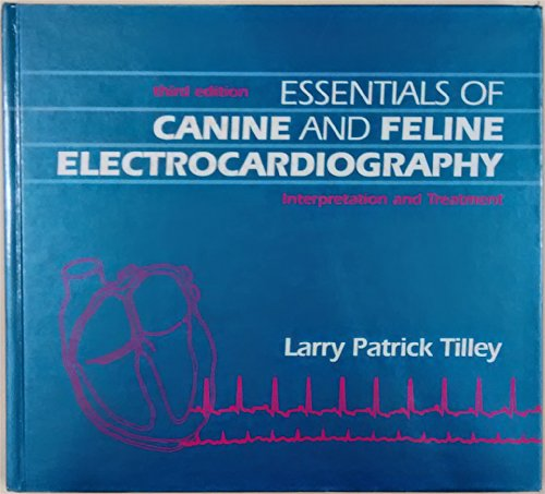 9780801649639: Essentials of Canine and Feline Electrocardiography