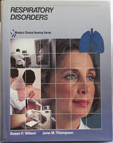 9780801650871: Respiratory Disorders (Mosby's Clinical Nursing Series)