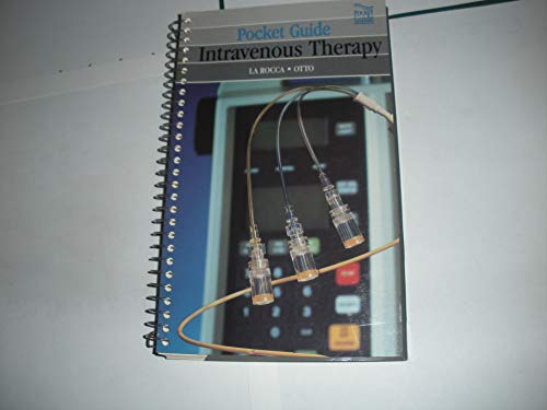 9780801651892: Pocket Guide to Intravenous Therapy