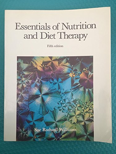 9780801652608: Essentials of Nutrition and Diet Therapy (Times Mirror/Mosby series in nutrition)