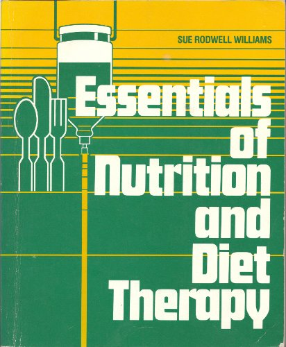 9780801655753: Essentials of nutrition and diet therapy