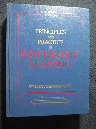 9780801658853: Principles and Practice of Psychiatric Nursing