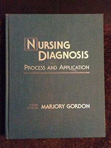 9780801660535: Nursing Diagnosis: Process and Application, 3e