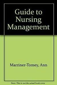 9780801663260: Guide to Nursing Management