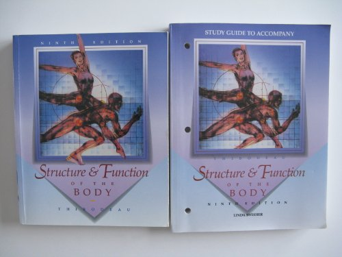 9780801664076: Structure and Function of the Body: Study Guide to 9r.e
