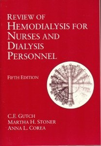9780801664762: Review of Hemodialysis for Nurses and Dialysis Personnel