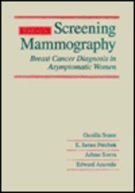Screening Mammography: Breast Cancer Diagnosis in Asymptomatic Women: G. Svane