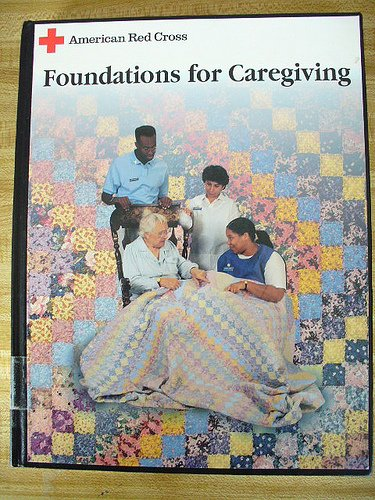 9780801665158: American Red Cross Foundations for Caregiving