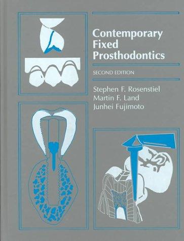 9780801665288: Contemporary Fixed Prosthodontics