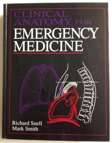 9780801665493 Clinical Anatomy For Emergency Medicine Abebooks