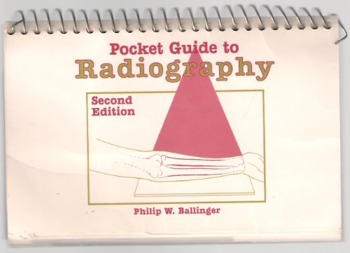 9780801665783: Pocket Guide to Radiography