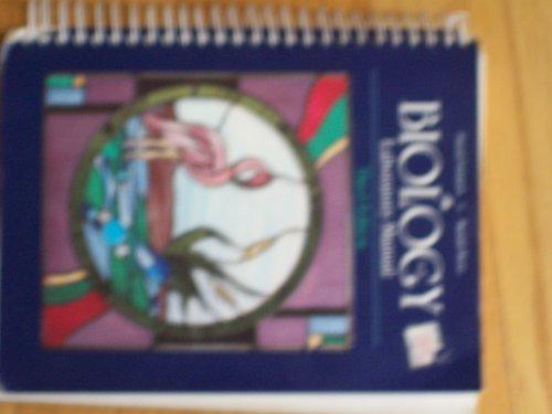9780801666025: Biology Laboratory Manual