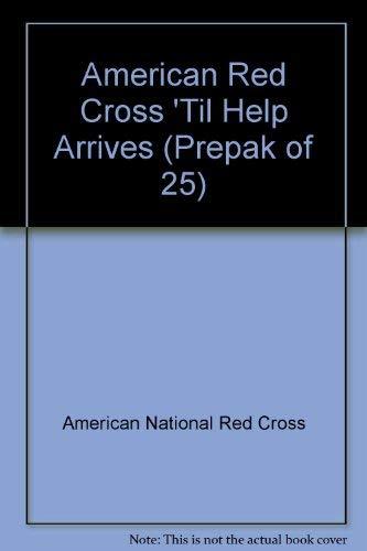e18e7c5c255 American Red Cross  Til Help Arrives (Prepak of 25) by American ...