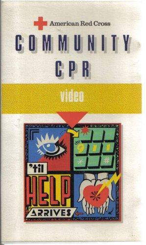 9780801671494: American Red Cross Community CPR Video