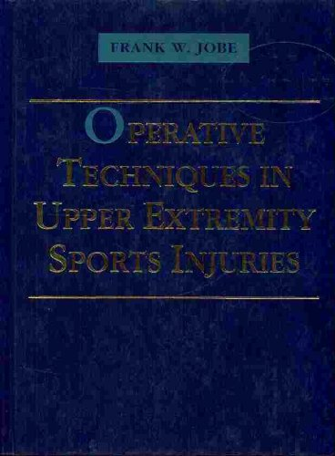 9780801672071: Operative Techniques In Upper Extremity Sports Injuries